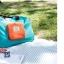 กระเป๋าช้อปปิ้งพับเก็บได้ ผ้าหนา สีสันสดใส ผลิตจากโพลีเอสเตอร์กันน้ำ คุ้มค่า (Street Shopper Bag) thumbnail 20