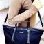กระเป๋า MANGO Black Nylon Shopping Bag 2016 thumbnail 8