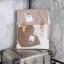 กระเป๋า David Jones มาฝาก ค่า เป้หนังสวย ๆ ตกแต่งเกร๋ ไม่ซ้ำแบบใคร ขนาดกะทัดรัด น้ำหนักเบา ใบนี้ได้ไปสวยคุ้มเลยค่า thumbnail 1