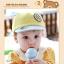 หมวกแก๊ป หมวกเด็กแบบมีปีกด้านหน้า ลายหมีน้อย (มี 4 สี) thumbnail 8
