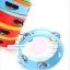 แทมบูรินไม้เคาะจังหวะสำหรับเด็ก การ์ตูนคละลาย - Tambourine musical educational toy thumbnail 10