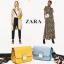 กระเป๋า Zara รุ่น #NetiDol หนัง Saffiano สไตล์ PRADA แข็งแรงทนทาน thumbnail 16