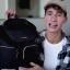 กระเป๋า Calvin Klein Parker Ballistie Nylon Backpack Bag ราคา 1,890 บาท Ems Free thumbnail 2