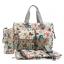 Ecosusi กระเป๋าสัมภาระสำหรับคุณแม่ กระเป๋าใส่ผ้าอ้อม แขวนรถเข็นเด็กได้ หิ้ว หรือสะพายไหล่ได้ (ลายสัตว์ต่างๆ) thumbnail 1