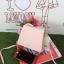 กระเป๋า Snidel store top ribbon bag สีชมพู แบรนด์จากญี่ปุ่น สไตล์คุณหนู ขนาดมินิ thumbnail 1