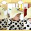 HT485••หมวกเด็ก•• / หมวกปีกกว้าง-DH (สีเหลือง) thumbnail 5