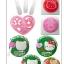ชุดพิมพ์กดข้าว Hello Kitty & Friends < พร้อมส่ง > thumbnail 3