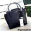 กระเป๋า Charle & Keith Guesseted Mini Tote Bag 2016 สีดำ ราคา 1,390 บาท Free Ems thumbnail 9