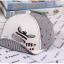 หมวกแก๊ป หมวกเด็กแบบมีปีกด้านหน้า ลายม้าลาย (มี 5 สี) thumbnail 7