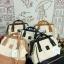 กระเป๋าสะพาย Anello polyurethane leather rucksack รุ่น Classic two tone แบรนด์ที่กำลังเป็นที่นิยมกันในหมู่วัยรุ่นของประเทศญี่ปุ่นมาอีกรุ่นละจ้า กระเป๋าเป้ วัสดุหนังpu หนังนิ่ม กันน้ำได้ ภายในมีช่องเล็ก2ช่อง เปิดปิดด้วยซิปคู่ ปากกระเป๋าเป็นโครงสะดวกต่อการใ thumbnail 5