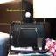 กระเป๋า CHARLES & KEITH BOXY TOP HANDEL BAG 2016 กระเป๋าถือหรือ สะพายหนัง Saffiano อยู่ทรงสวยสไตล์ PRADA ขนาดกำลังดี thumbnail 1