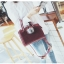 กระเป๋า Fashion Usen Import Redwine Colour ราคา 990 บาท Free Ems thumbnail 1