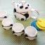 ชุดน้ำชา Panda < พร้อมส่ง > thumbnail 1