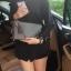 กระเป๋าสะพาย ปรับเป็นคลัชได้ สีเทา รุ่น KEEP Doratry shoulder &clutch bag thumbnail 2
