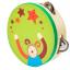 แทมบูรินไม้เคาะจังหวะสำหรับเด็ก การ์ตูนคละลาย - Tambourine musical educational toy thumbnail 6