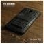 เคส Zenfone GO (ZC500TG) กรอบบั๊มเปอร์ กันกระแทก Defender สีดำ (เป็นขาตั้งได้) thumbnail 2
