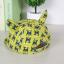 หมวกแก๊ป หมวกเด็กแบบมีปีกด้านหน้า ลายจิ้งจอกและแมว (มี 3 สี) thumbnail 10