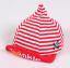 หมวกแก๊ป หมวกเด็กแบบมีปีกด้านหน้า ลายขวาง Twinkle (มี 5 สี) thumbnail 9