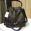 กระเป๋าMANGO / MNG Croc Leather Bucket Bag กระเป๋าถือหรือสะพายทรงขนมจีบรุ่นยอดนิยมวัสดุหนังลาย Croc สุดเท่อยู่ทรงสวย จุของได้เยอะ น้ำหนักเบา thumbnail 7