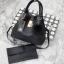 กระเป๋า Keep 2 in 1 สีดำ ปรับเก็บทรง ได้ถึง 2 แบบ มาพร้อมพวงกุญแจ ปอมปอม ฟรุ้งฟริ้ง น่ารักมากคะ thumbnail 18