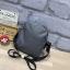 Anello Denim& nylon mini shoulder bag thumbnail 13