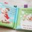หนังสือนิทานผ้าภาษาอังกฤษ ชุดสัตว์น้อยแสนรัก JJOVCE thumbnail 5