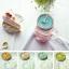 เหยือกแก้วฝาปิดสี แบบมีหูจับ < พร้อมส่ง > thumbnail 1
