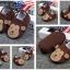 รองเท้าหัดเดินเด็กอ่อน ลายลิง วัย 0-12 เดือน thumbnail 2