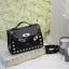 กระเป๋าสะพายข้าง ขนาดมินิ น่ารัก แฟชั่น สไตล์ hermes Magic Bag แต่งหมุด ขนาด 8 นิ้ว ราคา 990 ส่งฟรี ems thumbnail 1