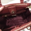 LYN Madison Bag สีแดง กระเป๋าถือหรือสะพายทรงสวย รุ่นใหม่ล่าสุด วัสดุหนัง Saffiano thumbnail 6