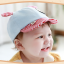 หมวกแก๊ป หมวกเด็กแบบมีปีกด้านหน้า ลายหมีน้อย (มี 4 สี) thumbnail 21