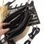 กระเป๋าคลัช แฟชั่นสไตล์ Hermes Clutch bag Snake skin หนังสวยมากค่ะ มาพร้อมสายยาว 990 ส่งฟรี ems thumbnail 5