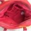 กระเป๋า MANGO NYLON HANDBAG สีแดง กระเป๋าผ้าไนล่อนเนื้อดีและหนา ทรงหมอน มาพร้อมสายสะพายยาว thumbnail 2