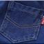 กางเกงยีนส์เด็กขาเดฟ เดนิมยืด ซิปหลอก ใส่สบาย วัย 6-8 ปี thumbnail 9