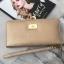 กระเป๋าสตางค์ KEEP Alice 2017 Collection Long Wallet With BrandBox Classy Glod thumbnail 2