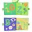 หนังสือผ้า Learning with Alphabets by Jollybaby thumbnail 3