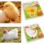 ของเล่นไม้ จิ๊กซอวงจรชีวิตของไก่ เพื่อการศึกษาเรียนรู้ธรรมชาติ+ต่อจิ๊กซอฝึกสมอง thumbnail 5
