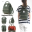 กระเป๋า Anello Nylon Mini Square สี Khakhi ราคา 1,390 บาท Free Ems thumbnail 7