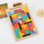 ของเล่นตัวต่อไม้ปริศนา 40 ชิ้น Pentomino Russian Block thumbnail 1