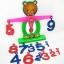 ของเล่นตาชั่งหมี สอนสมดุลน้ำหนัก และการบวกเลข thumbnail 3