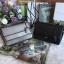 CHARLES& KEITH TOP HANDLE BOXY BAG กระเป๋าสะพายหรือถือ มินิ สีดำ สวย thumbnail 7