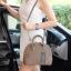 กระเป๋า KEEP Alma Infinite Handbag สีน้ำตาลโกโก้ ราคา 1,790 บาท Free Ems #ใบนี้หนังแท้ค่า thumbnail 6