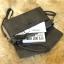 กระเป๋า MARCS ENVELOPE CLUTH BAG สีเทา ราคา 990 บาท Free Ems thumbnail 4