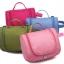 กระเป๋าใส่อุปกรณ์อาบน้ำ คุณภาพดี สำหรับเดินทาง ท่องเที่ยว แขวนได้ กันน้ำ คุ้มค่า thumbnail 2