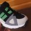รองเท้าคัชชูเด็กเล็ก Sport สลับสีเขียวขาวดำ (เท้ายาว 12-14 ซม.) thumbnail 8