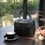 กระเป๋า Amory Leather Mini Durable Classic bag สีดำ thumbnail 1