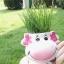 กระถางเซรามิคปลูกต้นไม้ รูปวัวน่ารัก (ยกคู่) thumbnail 5
