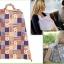 ผ้าคลุมให้นมลูก/ปั๊มนม ในที่สาธารณะ รุ่นใหม่ มีโครงและสายด้านหลัง thumbnail 2