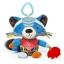 ตุ๊กตาโมบายผ้าเสริมพัฒนาการ รูปแรคคูน SKK Baby รุ่น BANDANA BUDDIES activity toy - Racoon thumbnail 1