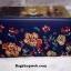 กระเป๋าเงิน ใบยาว ซิปรอบ LYN Clarlynna Long Wallet Bag สีน้ำเงิน ราคา 1,190 บาท Free Ems thumbnail 4